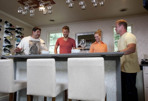 Man Caves Charles Kelley : Mirror tv for charles kelley of lady antebellum