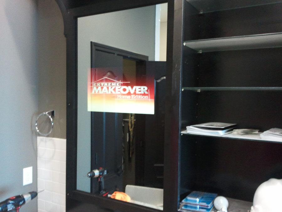 Man Cave Barber Windsor : Tv mirror gallery