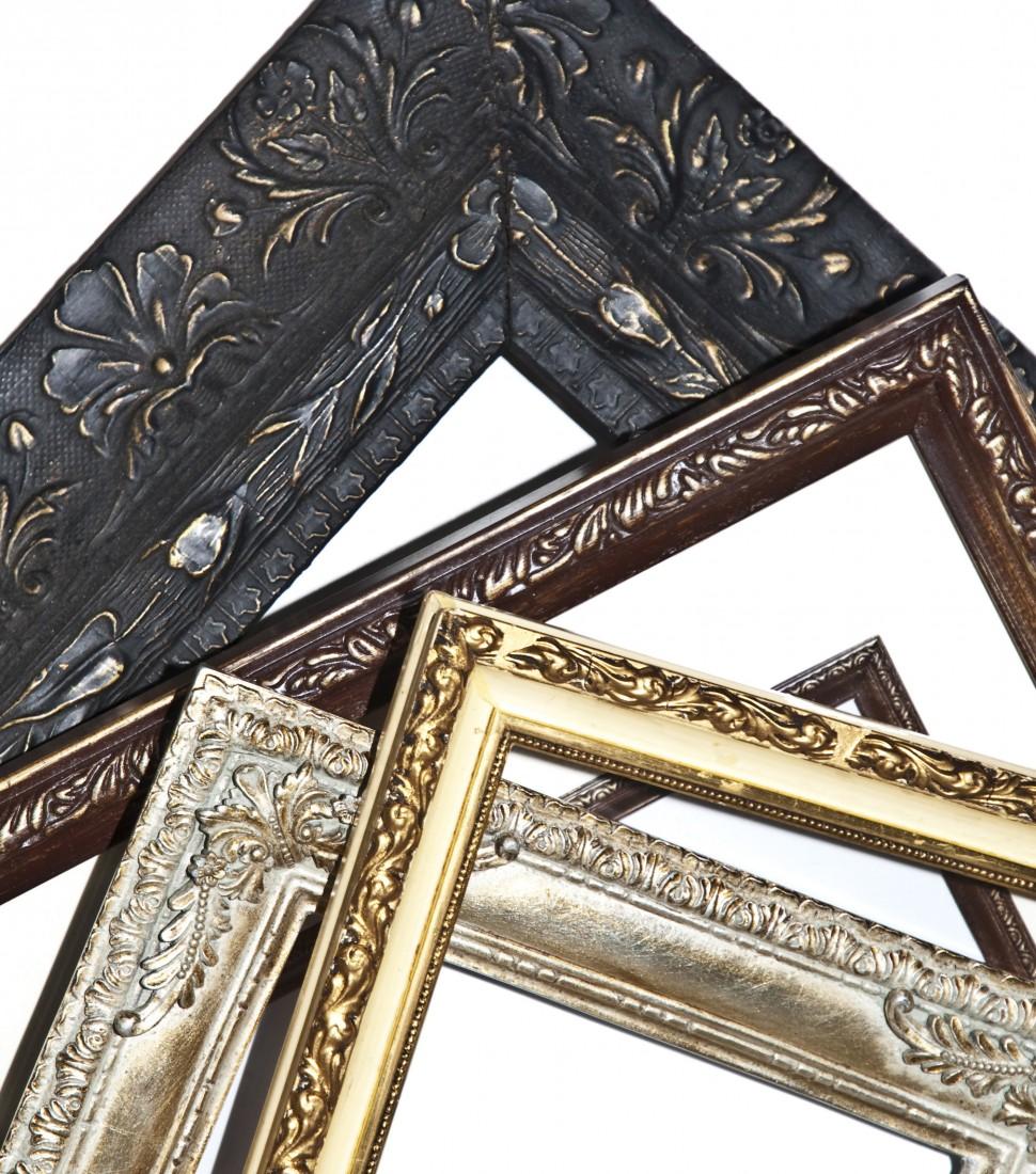frame mirror kit