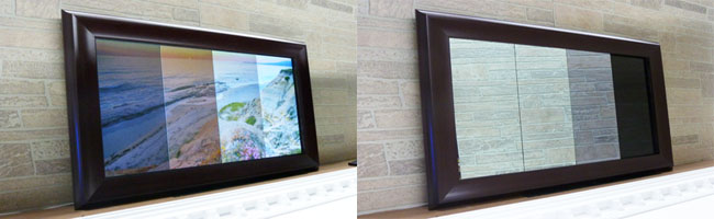 Tv Mirror Samples
