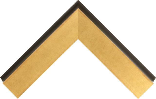 65″ Framed Mirror TV – Metro Gold – 28455