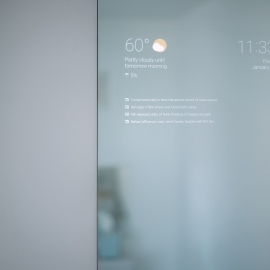Max Braun Smart Mirror
